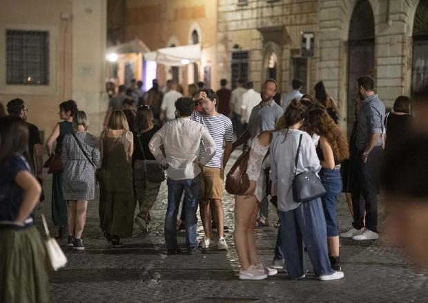 Movida a Roma © ANSA