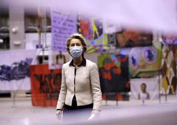 Ursula von der Leyen © EPA
