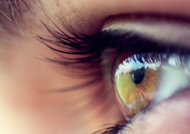 Riprodotta in laboratorio la congiuntiva dell'occhio umano (fonte: M. Catania, Flickr) © Ansa