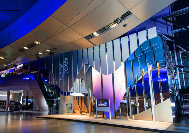 Bmw Welt Future Forum, eventi per analizzare i cambiamenti © Bmw Press