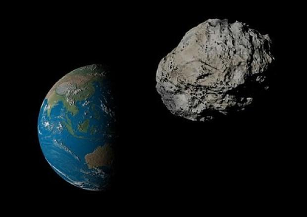 Il più grande asteroide del 2021 ha salutato la Terra
