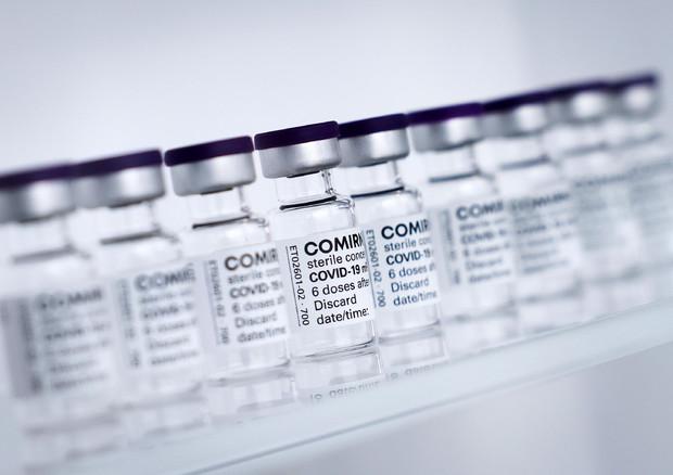 Il vaccino Pfizer-Biontech © EPA