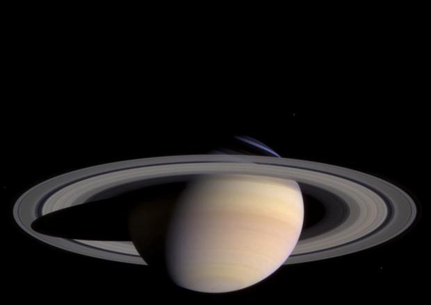 Saturno fonte NASA/JPL/Space Science Institute © Ansa