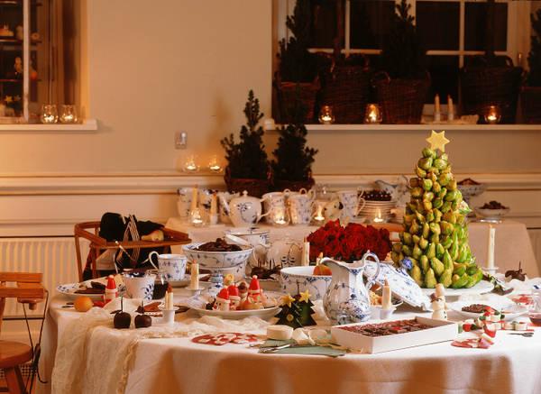 Natale a copenaghen in europa in viaggio - Addobbi natalizi per tavola da pranzo ...