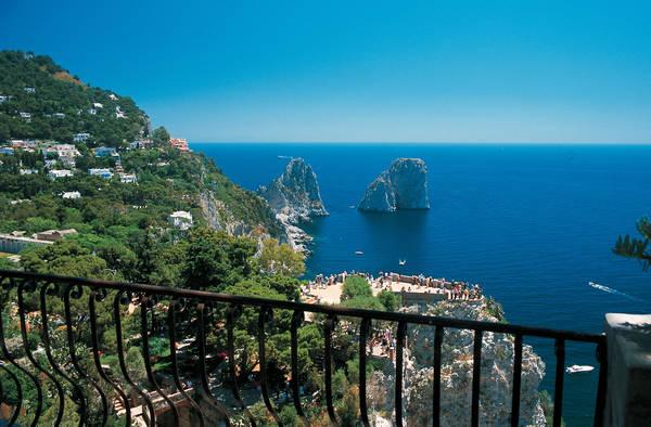 'Tassa di sbarco' a Capri, da domenica si paga - - ANSA.it