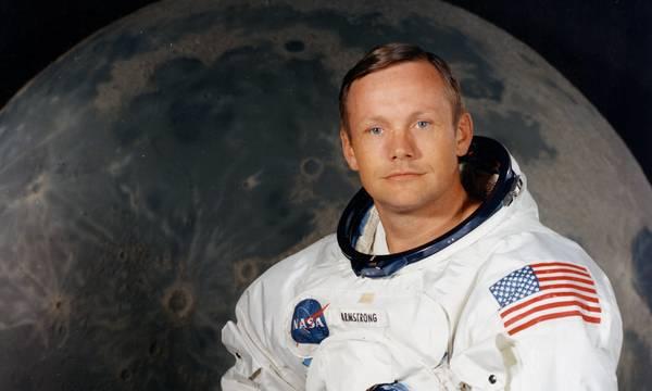Neil  Armstrong, il primo uomo che ha camminato sulla Luna (fonte: NASA)