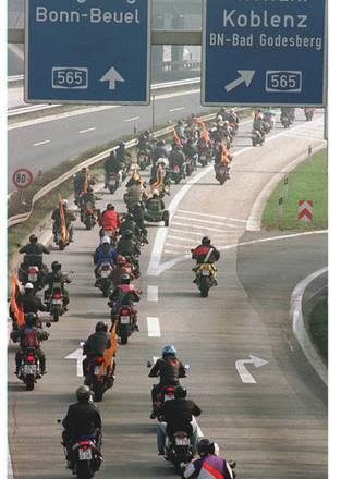 Codice strada, motociclisti utenti vulnerabili tra le novità