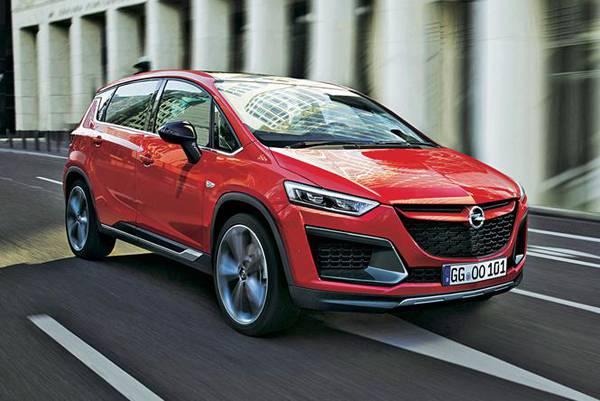 Addio Mpv, le future Opel Zafira e Meriva saranno Cuv - Prove e Novità - Motori - ANSA.it