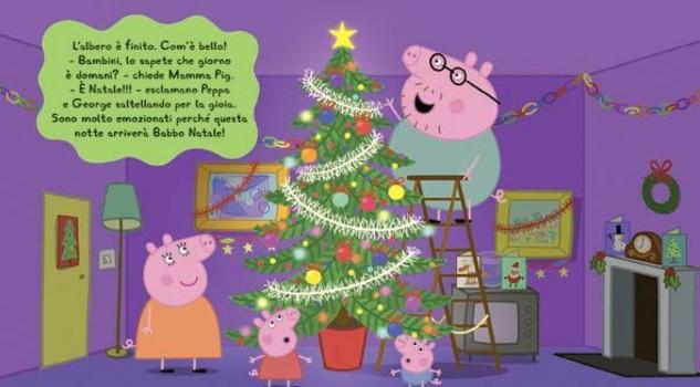 Peppa Pig Babbo Natale Da Colorare.Peppa Pig La Maialina Rosa Conquista I Bimbi Italiani Lifestyle