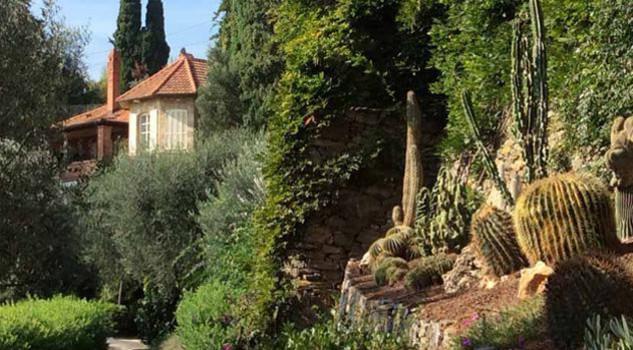 I giardini villa della pergola ad alassio lifestyle for Giardini villa della pergola