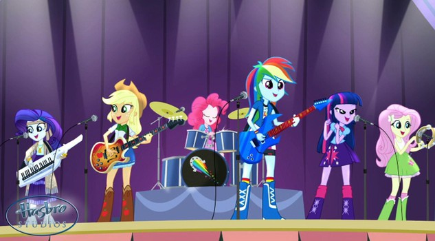 I my little pony degli anni ora sono ragazze