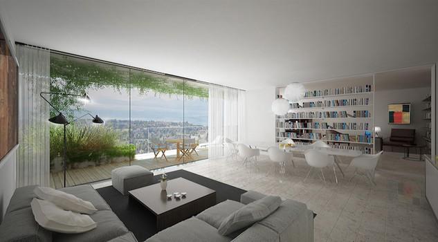 Lusso e verde dopo milano un bosco verticale anche a losanna case da sogno lusso lifestyle - Giardini verticali interni ...