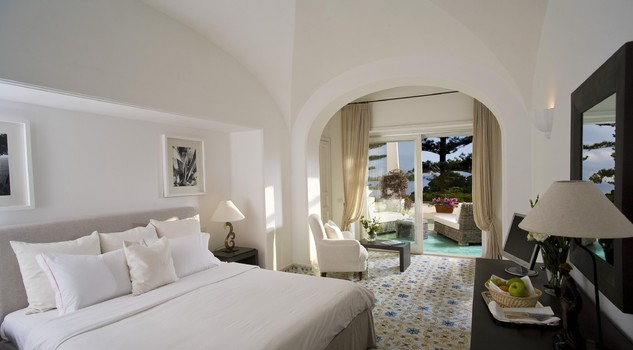 A capri l 39 hotel pi romantico d 39 italia case da sogno for Case da sogno foto interni