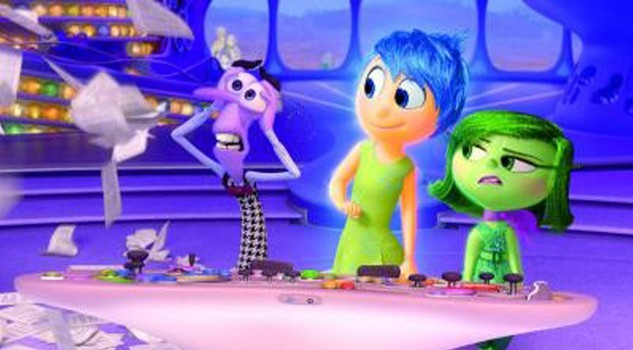 Cannes: applausi scroscianti per Inside Out