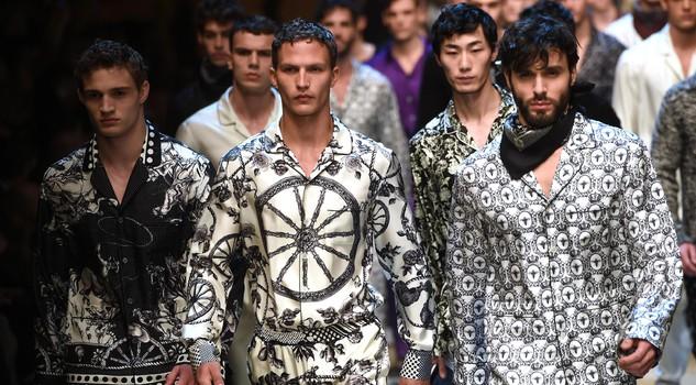 44562e7fc34c3 ... Italy fashion. Men s Fall-Winter 2015 2017  Dolce Gabbana ...