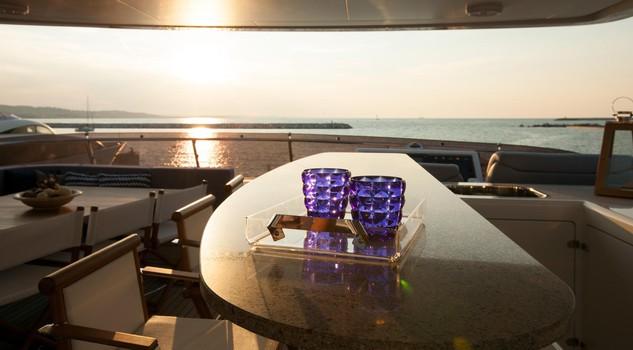 Superyacht con cucine da sogno la gallery foto racconti - Cucine da sogno foto ...