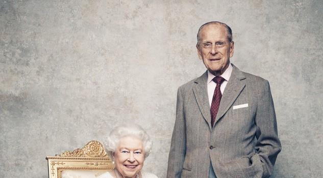 Anniversario Matrimonio 70.Elisabetta E Filippo Da Record 70 O Di Nozze Sul Trono Storie