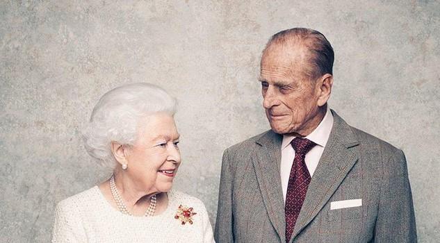 70 Anniversario Di Matrimonio.Elisabetta E Filippo Da Record 70 O Di Nozze Sul Trono Storie