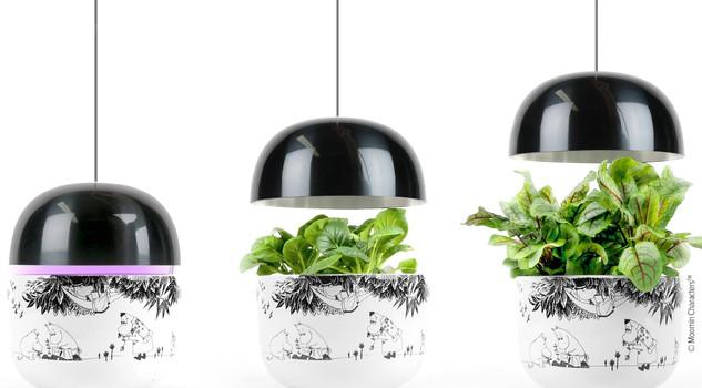 Piante In Capsula Dalla Finlandia Lo Smart Garden Da Interni