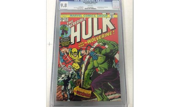 Quando Lincredibile Hulk Lanciò Wolverine Ecco Il Fumetto Record