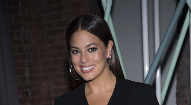 Model Ashley Graham attends the Michael Kors ACCESS Smartwatch launch event at ArtBeam on Wednesday, Sept. 13, 2017, in New York.