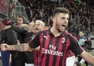 Soccer: Serie A; Udinese-Milan