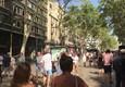 Barcellona: Rambla sempre piu' affollata, 'terrore non vincera'' © ANSA