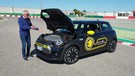 Mini Cooper SE Full Electric   (ANSA)