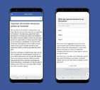 Facebook bug (dal sito developers facebook) (ANSA)