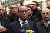 Charlie Hebdo: Hollande, Francia sotto shock