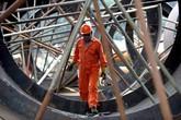 Confindustria, produzione industriale secondo trimestre -21,6%
