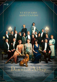Locandina di Downton Abbey (ANSA)