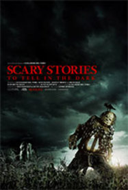 La locandina di Scary Stories (ANSA)