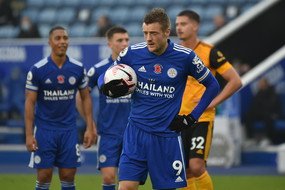 Leicester City vs Wolverhampton Wanderers (ANSA)