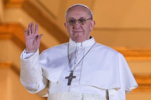 Pope Francis is elected (ANSA)