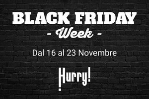 ALD, su Hurry il 'black friday' dura una settimana (ANSA)