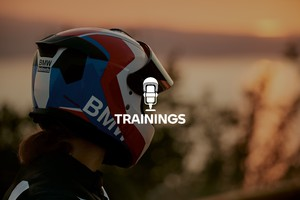 BMW Motorrad, un podcast per la sicurezza su due ruote (ANSA)