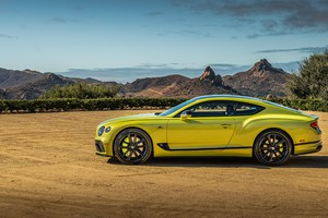 Bentley Continental GT, special Pikes Peak è in consegna (ANSA)
