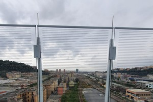 "IL PONTE DI GENOVA  E' ""BIRD-FRIENDLY"" (ANSA)"