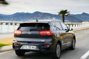 Kia Motors, in Europa nei primi 8 mesi quota record 3,6% (ANSA)