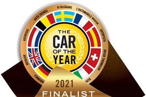 Car of the year 2021 (ANSA)