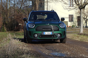 Mini Coutryman Cooper D All4 (ANSA)