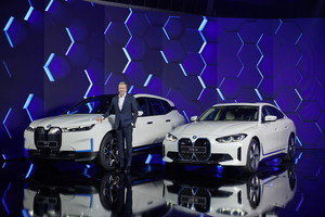 BMW Group annual press conference 2021 (ANSA)