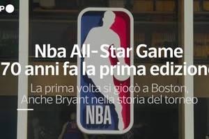 Nba All-Star Game, 70 anni fa la prima edizione (ANSA)