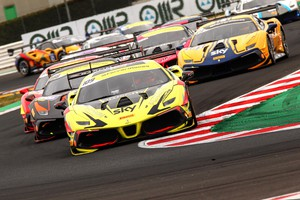 FERRARI CHALLENGE 2021 WORLD FINALS (ANSA)