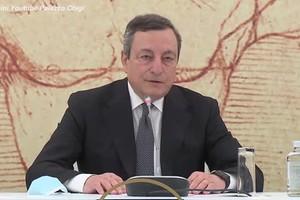 Turismo, Draghi: