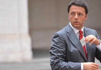 Governo: Renzi meets with Mexican President Enrique Pena Nieto (ANSA)