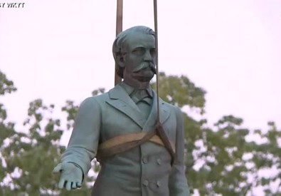 In Kentucky rimosse due statue confederate