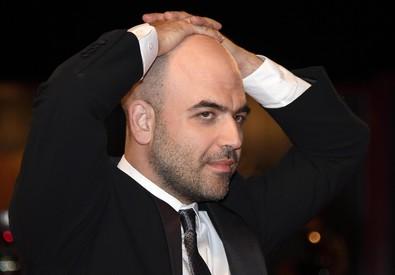Roberto Saviano (ANSA)