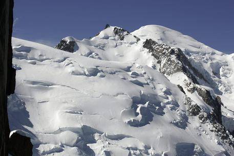 ++ Valanghe: due sciatori italiani dispersi su Monte Bianco ++ thumbnail